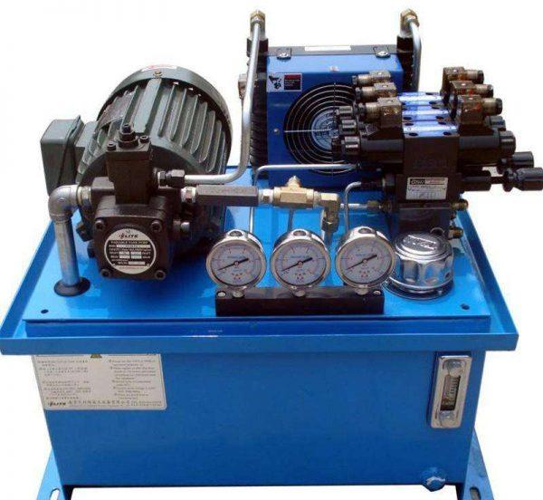 根据技术要求设计配套液压系统,量身定制液压系统